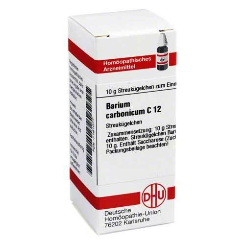 DHU Barium carbonicum C 12 Globuli - 1