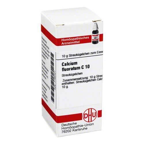 Calcium fluoratum C 10 Globuli - 1
