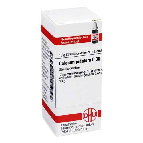 Calcium jodatum C 30 Globuli - 1