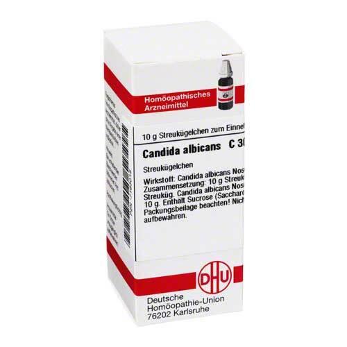 Candida albicans C 30 Globuli - 1