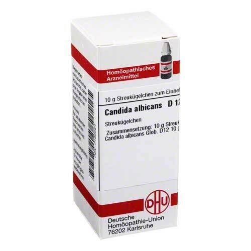 Candida albicans D 12 Globuli - 1