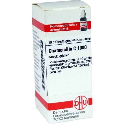 DHU Chamomilla C 1000 Globuli - 1