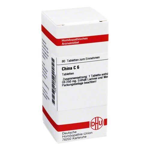 DHU China C 6 Tabletten - 1