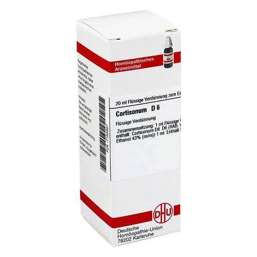 DHU Cortisonum D 6 Dilution - 1