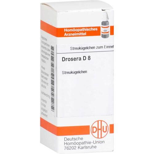 Drosera D 8 Globuli - 1