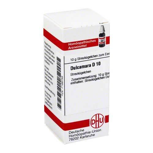 Dulcamara D 10 Globuli - 1
