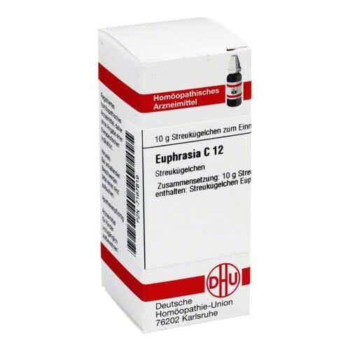 DHU Euphrasia C 12 Globuli - 1