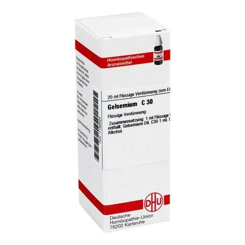 DHU Gelsemium C 30 Dilution - 1