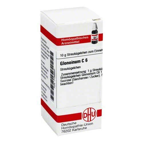 Glonoinum C 6 Globuli - 1