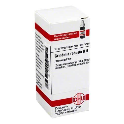 Grindelia robusta D 6 Globuli - 1