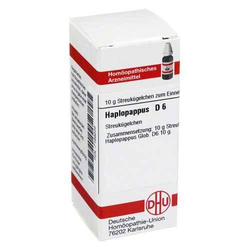 DHU Haplopappus D 6 Globuli - 1