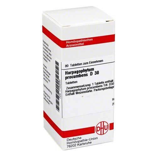 DHU Harpagophytum procumbens D 30 Tabletten - 1