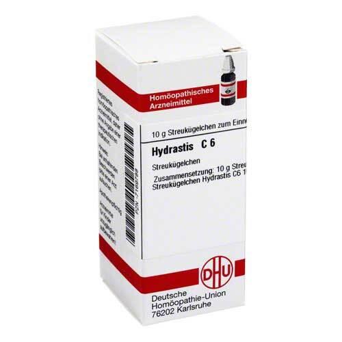 Hydrastis C 6 Globuli - 1