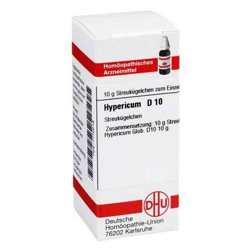 DHU Hypericum D 10 Globuli - 1