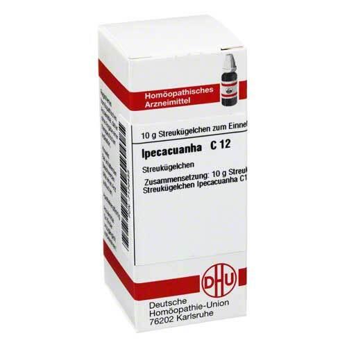 Ipecacuanha C 12 Globuli - 1