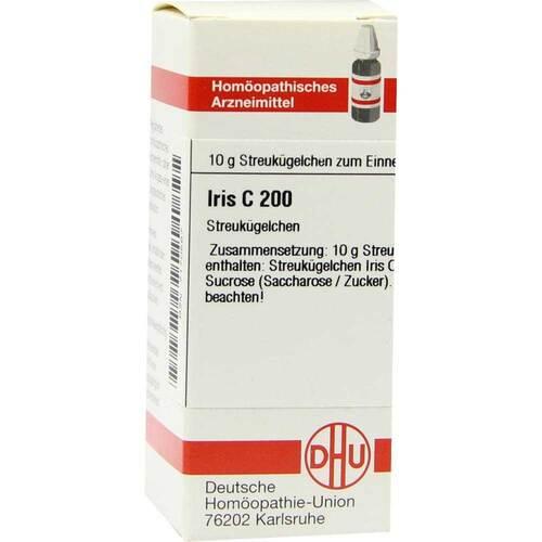 DHU Iris C 200 Globuli - 1