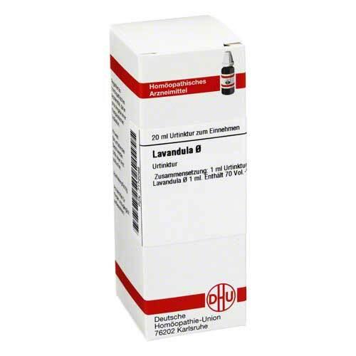 DHU Lavandula Urtinktur - 1