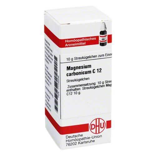 Magnesium carbonicum C 12 Gl - 1