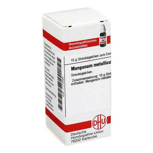 DHU Manganum metallicum C 30 Globuli - 1