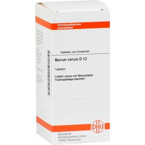 DHU Marum verum D 12 Tabletten - 1
