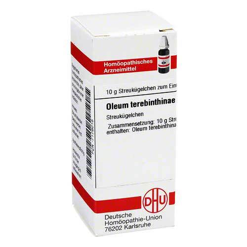 DHU Oleum Terebinthinae C 30 Globuli - 1