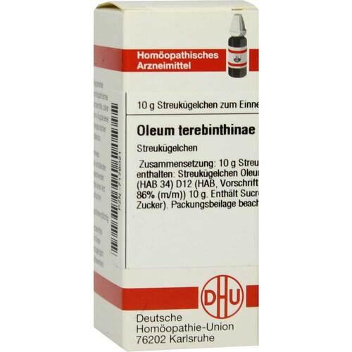 DHU Oleum Terebinthinae D 12 Globuli - 1