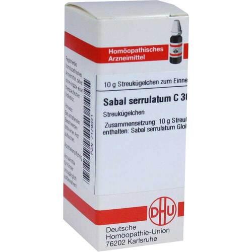 Sabal serrulata C 30 Globuli - 1