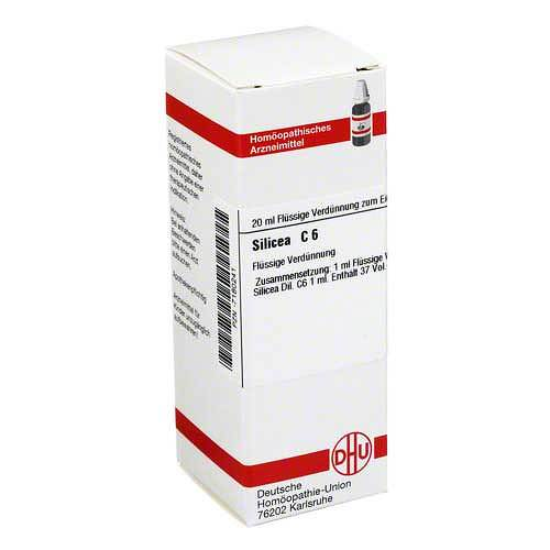 Silicea C 6 Dilution - 1