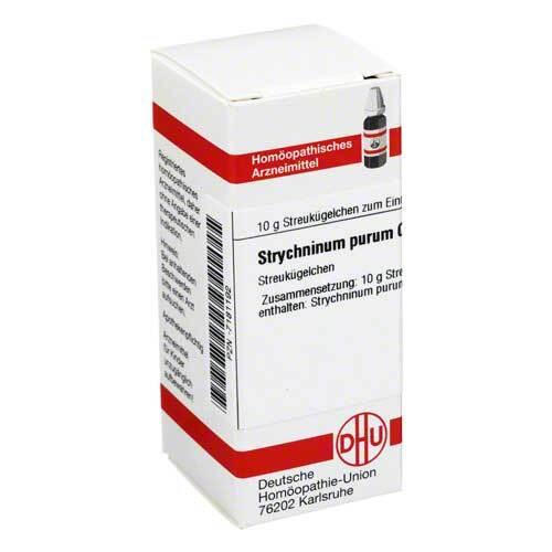 Strychninum Purum C 30 Globuli - 1