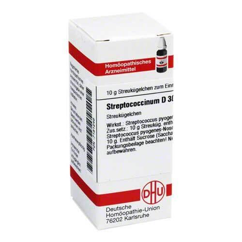 Streptococcinum D 30 Globuli - 1