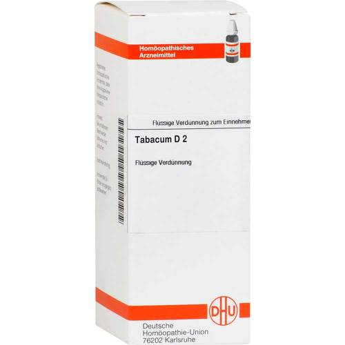 Tabacum D 2 Dilution - 1