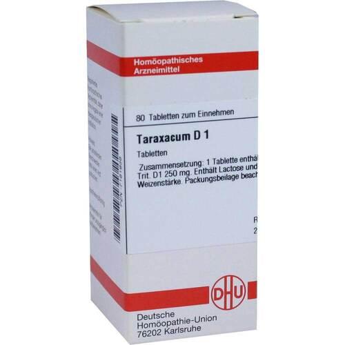 Taraxacum D 1 Tabletten - 1