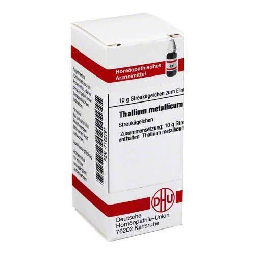 Thallium metallicum C 30 Globuli - 1