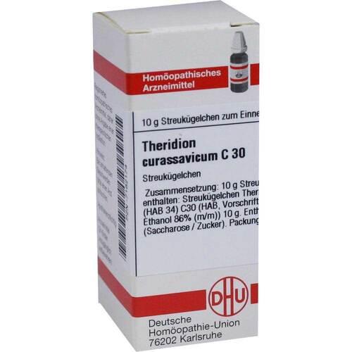 Theridion Curassavicum C 30 - 1