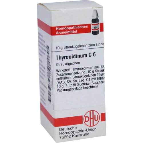 Thyreoidinum C 6 Globuli - 1