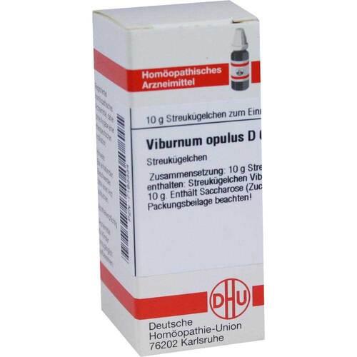 Viburnum opulus D 6 Globuli - 1