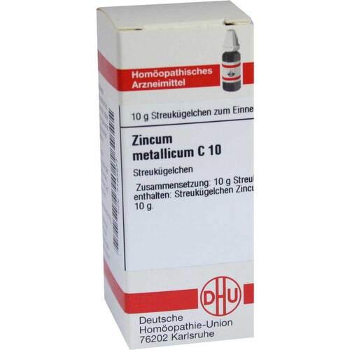 Zincum metallicum C 10 Globuli - 1