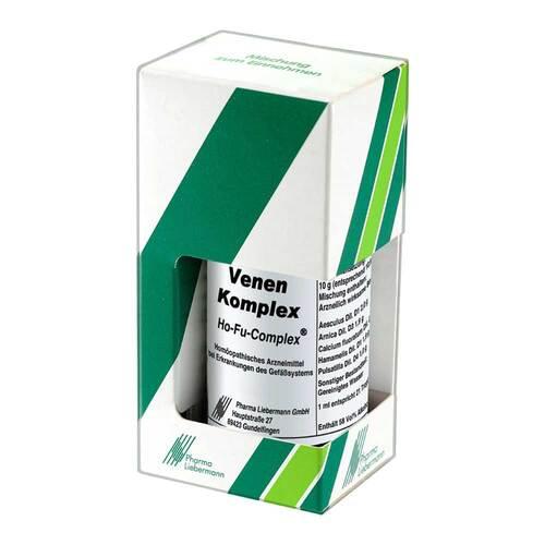 Venen Komplex Ho-Fu-Complex Tropfen - 1