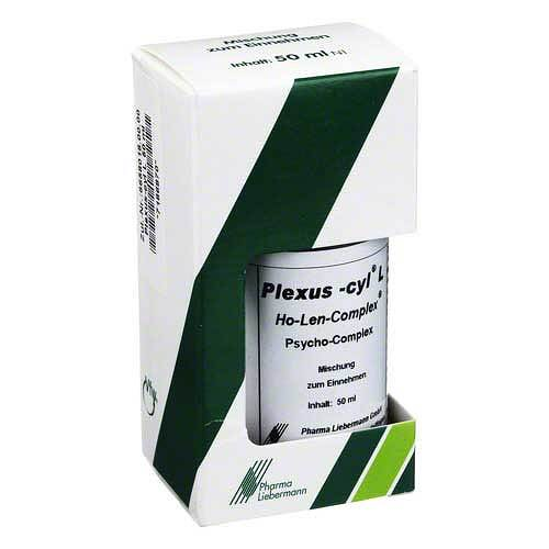 Plexus Cyl L Ho Len Complex Tropfen - 1