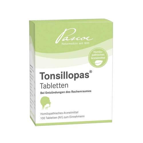 Tonsillopas Tabletten - 1