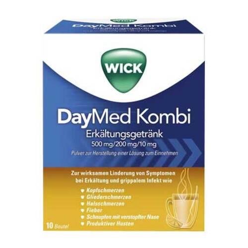 WICK DayMed Kombi Erkältungsgetränk - 1