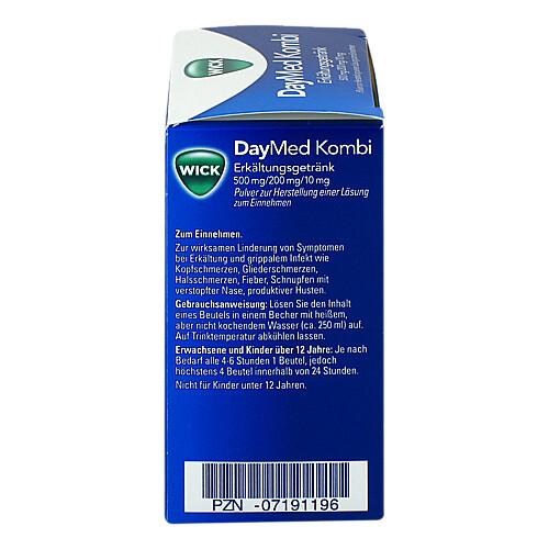 WICK DayMed Kombi Erkältungsgetränk - 4