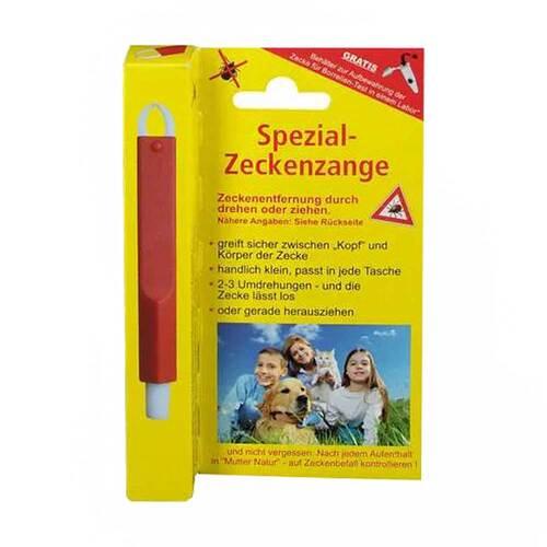 Spezial-Zeckenzange - 1