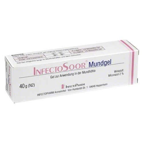 Infectosoor Mundgel - 1