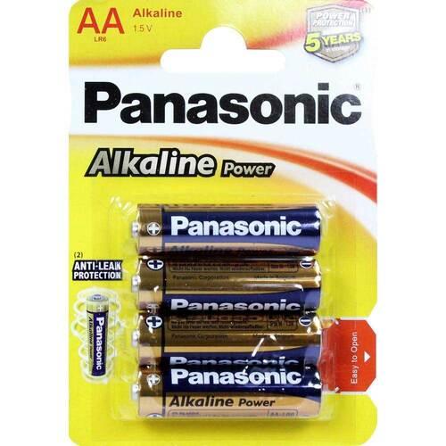 Batterien Mignon LR6AP Alkali - 1