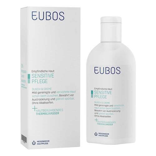 Eubos Sensitive Dusch & Creme - 1