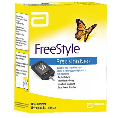 Freestyle Precision Neo Blutzuckermesssyt.mmol / l - 2
