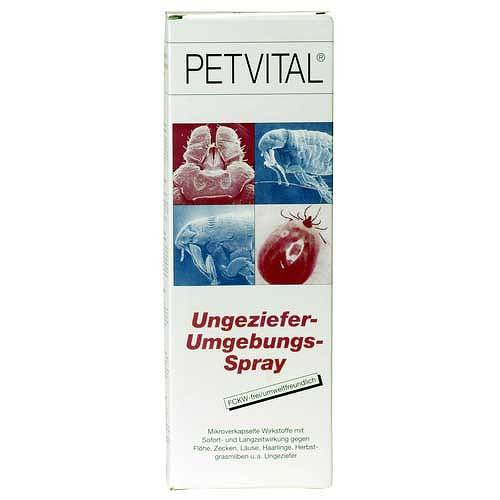 Petvital Ungeziefer Umgebung - 1