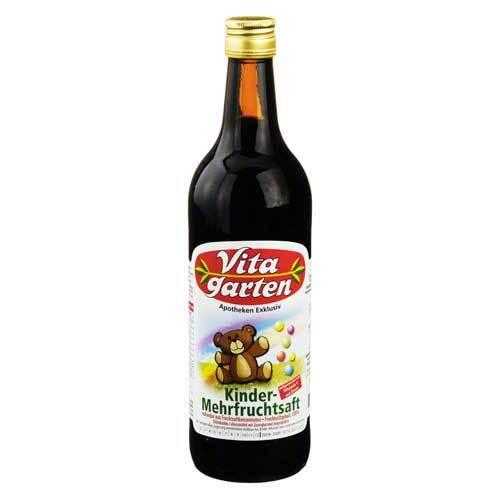 Vitagarten Kinder Mehrfrucht - 1