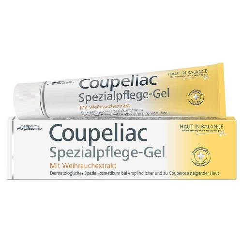 Haut in Balance Coupeliac Spezialpflege-Gel - 1